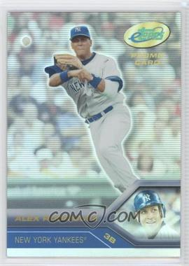 2005 eTopps - Alex Rodriguez Promo Cards #AR2 - Alex Rodriguez