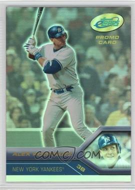 2005 eTopps - Alex Rodriguez Promo Cards #AR3 - Alex Rodriguez