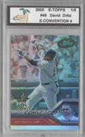 David Ortiz /5 [ENCASED]