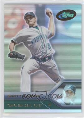2005 eTopps - [Base] #174 - Scott Kazmir