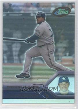 2005 eTopps - [Base] #216 - Prince Fielder