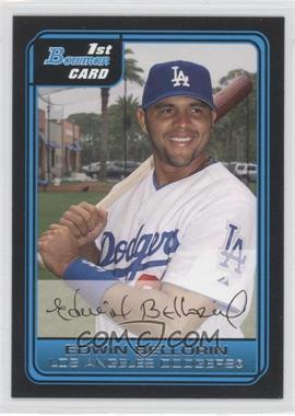 2006 Bowman - Prospects #B12 - Edwin Bellorin