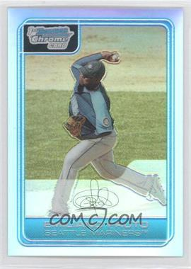 2006 Bowman Chrome - Prospects - Refractor #BC215 - Emiliano Fruto /500