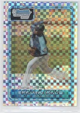 2006 Bowman Chrome - Prospects - X-Fractor #BC215 - Emiliano Fruto /250