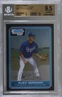 Alex Gordon [BGS 9.5 GEM MINT]
