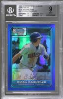 Chris Parmelee [BGS 9 MINT] #/199