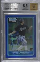Tommy Hickman [BGS 8.5 NM‑MT+] #/150