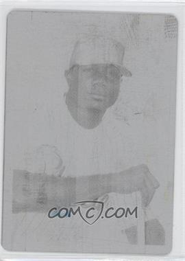2006 Bowman Heritage - [Base] - Printing Plate Black #3 - Ryan Howard /1