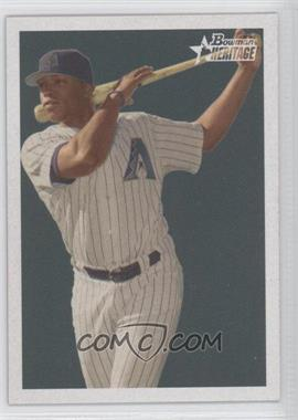2006 Bowman Heritage - Prospects #BHP1 - Justin Upton