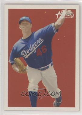 2006 Bowman Heritage - Prospects #BHP85 - Clayton Kershaw