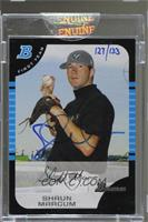Shaun Marcum (2005 Bowman) /133 [Buy Back]