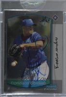 Francisco Cordero (2000 Bowman Chrome) [BuyBack] #/64