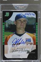 Justin Huber (2005 Bowman Draft) [BuyBack] #/572
