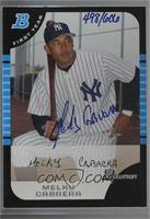 Melky Cabrera (2005 Bowman Draft) #/606