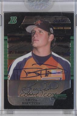2006 Bowman Originals - Buyback Autographs #BDP163.2 - Troy Patton (2005 Bowman Chrome Draft) /211