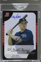 Clint Barmes (2005 Bowman Draft Picks and Prospects) /430 [ENCASED]