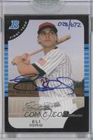 Eli Iorg (2005 Bowman Draft) /672