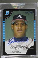 Yunel Escobar (2005 Bowman Draft) /395 [BuyBack]