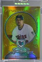 Boof Bonser [Uncirculated] #/10