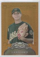 Jared Lansford /10 [ENCASED]