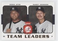 Derek Jeter, Randy Johnson