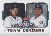 Ichiro Suzuki, Felix Hernandez
