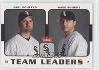 Paul Konerko, Mark Buehrle