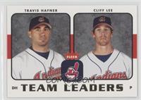 Travis Hafner, Cliff Lee