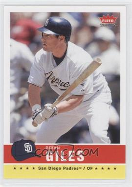 2006 Fleer Tradition - [Base] #122 - Brian Giles