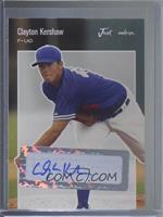 Clayton Kershaw [Noted] #/200