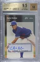 Clayton Kershaw [BGS9.5GEMMINT] #/200