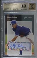 Clayton Kershaw [BGS 9.5 GEM MINT] #/200