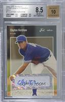 Clayton Kershaw /50 [BGS 8.5 NM‑MT+]