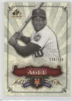 Tommie Agee #/550