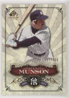 Thurman Munson /550