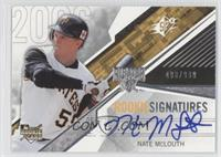 Rookie Signatures - Nate McLouth #/999