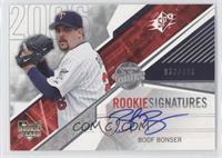 Rookie Signatures - Boof Bonser /999