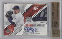 Rookie Signatures - Boof Bonser /999 [BGS 9.5]