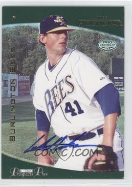 2006 TRISTAR Prospects Plus - [Base] - Gold #2 - Luke Hochevar /50