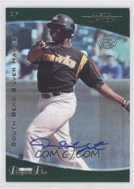 2006 TRISTAR Prospects Plus - [Base] - Gold #48 - Justin Upton /50