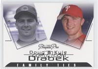 Kyle Drabek, Doug Drabek