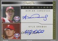 Adrian Cardenas, Kyle Drabek /15