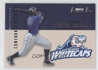 2006 TRISTAR Prospects Plus - Protential #P-13 - Cameron Maybin