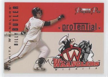 2006 TRISTAR Prospects Plus - Protential #P-15 - Billy Butler