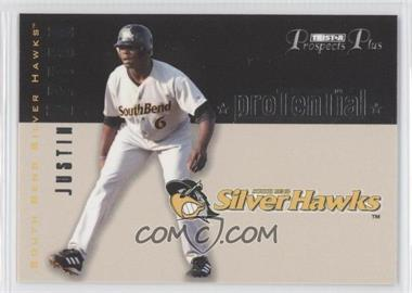 2006 TRISTAR Prospects Plus - Protential #P-18 - Justin Upton