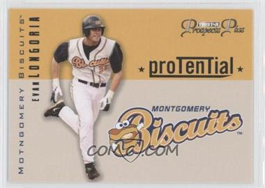 2006 TRISTAR Prospects Plus - Protential #P-2 - Evan Longoria