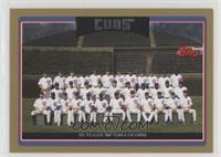 Chicago Cubs Team #/2,006