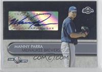 Manny Parra
