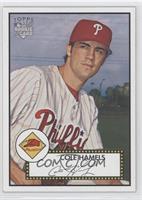 Cole Hamels (Logo Variation)