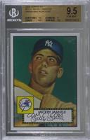 Mickey Mantle (Teal Background) [BGS 9.5 GEM MINT]